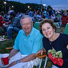 Chilling Out: Bill and Kathleen Brennan from Wilton (retired first selectman)