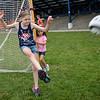Goalie... Hannah McCall from Wilton