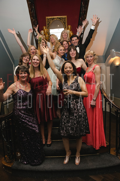 Wimbledon Village Stables dinner and dance 2015