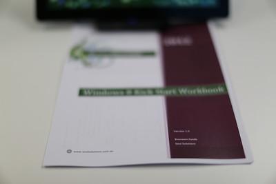 Windows 8 Kickstart Workshop