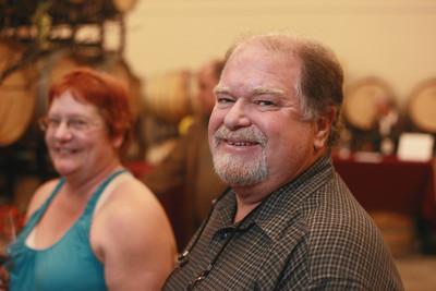 Jeff Cranor, Nottingham Cellars' owner.
