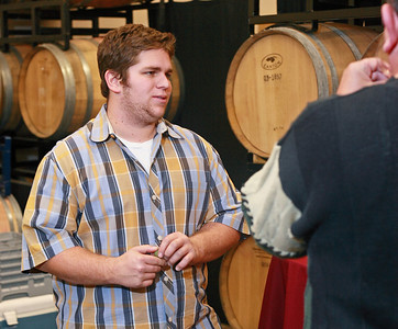 "Collin ""Ralphie"" Cranor, General Manager, Nottingham Cellars."