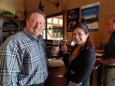 Wine Tasting Tour of Temecula, February 26, 2012
