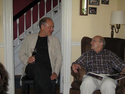 Wine Tasting in Richmond: Summer 2005