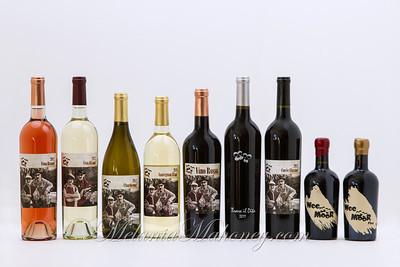 Bottle line-up 2012