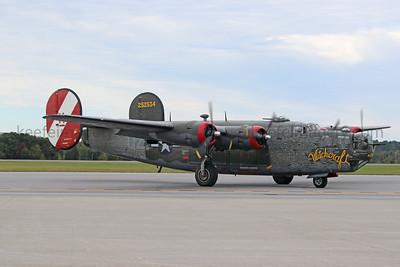 B-24J Liberator Bomber