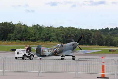Submarine Spitfire Mk. IX