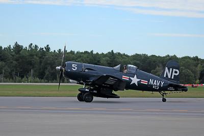 F4U-5NL Corsair
