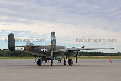 B-25J Mitchell Medium Bomber