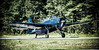 The TBM-3E Avenger.  Texas Flying Legends.  Wiscasset, Maine.  9568