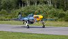 "The P-51D Mustang, ""Never Miss"".  Murphy Family Flying.  Wiscasset, Maine.   0131"