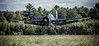 The TBM-3E Avenger.  Texas Flying Legends.  Wiscasset, Maine.  9540