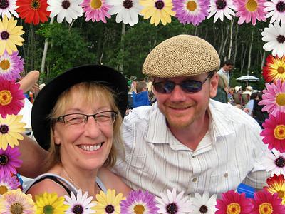 Lynne and Allen
