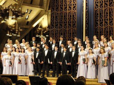 Winter Choral Concert 2010
