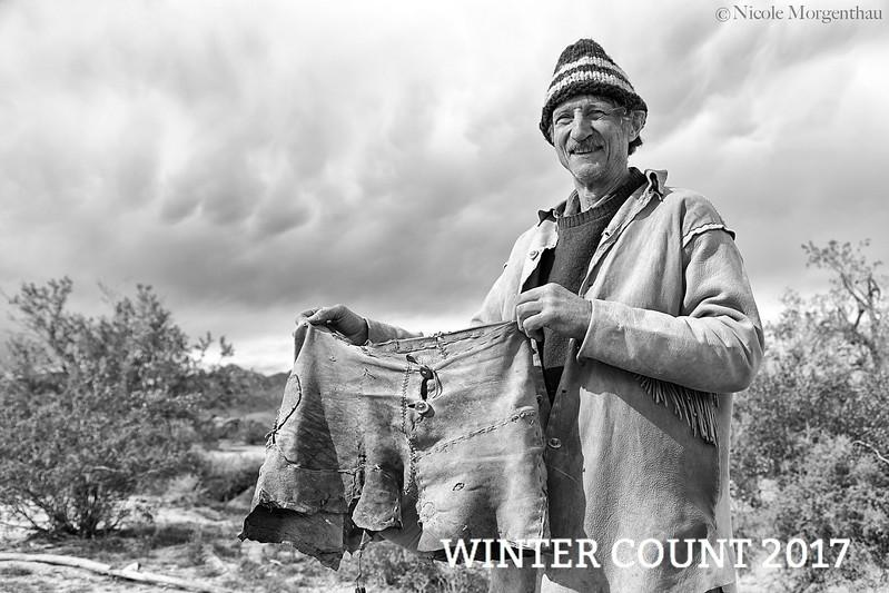 Wintercount Primitive Skills Gathering, AZ