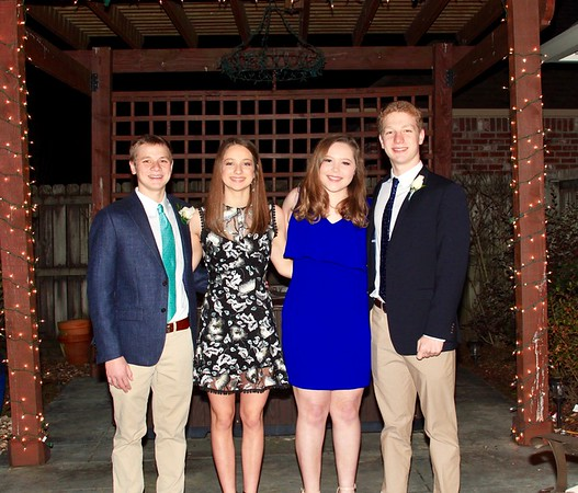 SJA Winter Formal