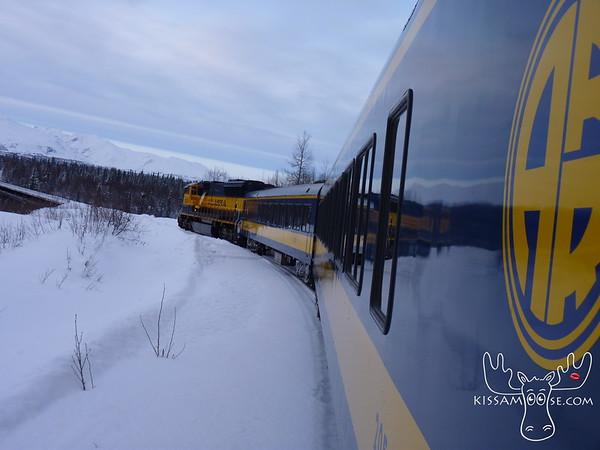 Winter Railroad Trip