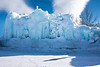 The Breckenridge Ice Castle