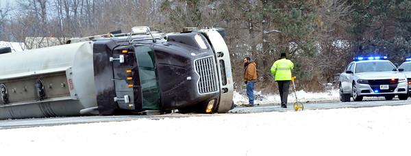 1217 truck blocks 90