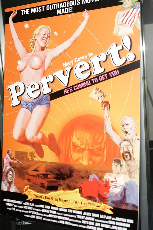 Pervert! Movie Poster