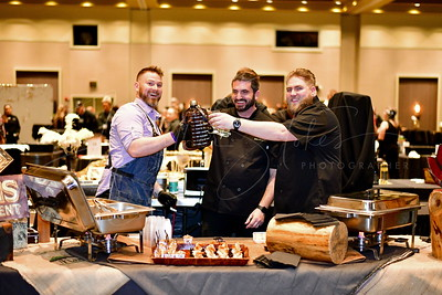 © Heather Stokes Photography - Wishing Star Foundation - Taste Spokane - Feb 28, 2020 - 8