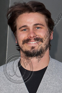 "HOLLYWOOD, CA - MAY 29:  Actor Jason Ritter arrives at Hollywood 4WRD hosts a special benefit screening of ""Without a Home"" at ArcLight Hollywood on May 29, 2012 in Hollywood, California.  (Photo by Chelsea Lauren/WireImage)"