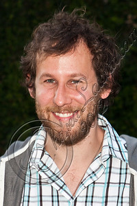"HOLLYWOOD, CA - MAY 29:  Musician Ben Lee arrives at Hollywood 4WRD hosts a special benefit screening of ""Without a Home"" at ArcLight Hollywood on May 29, 2012 in Hollywood, California.  (Photo by Chelsea Lauren/WireImage)"