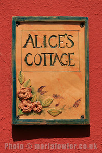 Alice's Cottage, Wivenhoe Open Gardens 2014