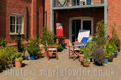 Wivenhoe Open Gardens 2014