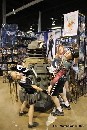Wizard World Chicago Comic Con 2012