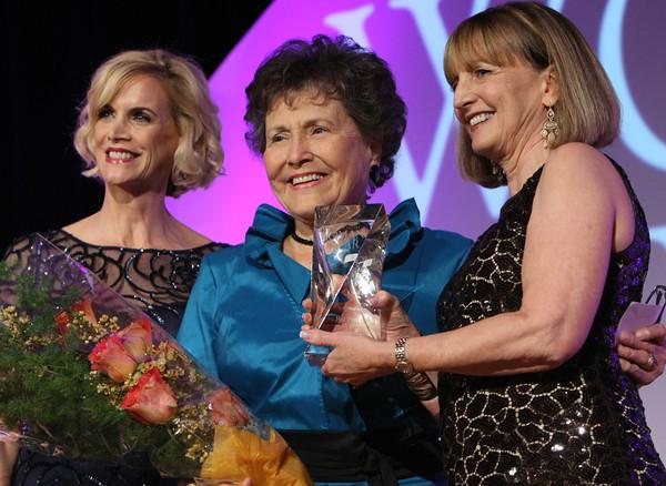 Mary, winner and Judy Morse