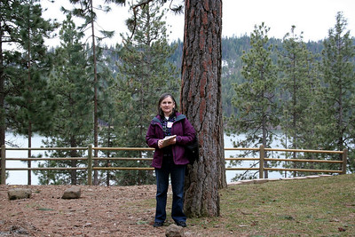 Mom at Lutherhaven March 2011. This was Friday Night the first day of the womans retreat.
