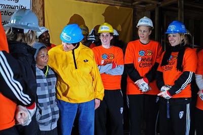 Women Build 2010