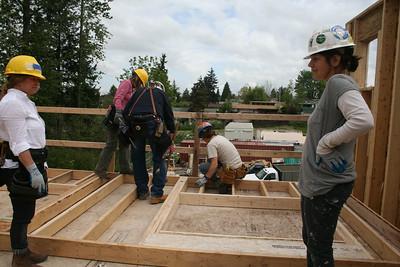 Women Build 2012