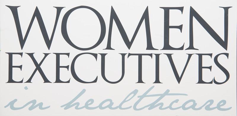 Women Executives in Healthcare 2015