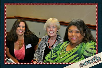 Dawn Morgan, Phyllis Livinggood, Rita Raines