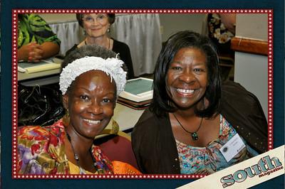 Shelia Jackson, Cynthia Murray