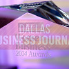 The Dallas Business Journal's The Women in Business awards were held Thursday at the Irving Convention Center to a sell out crowd.