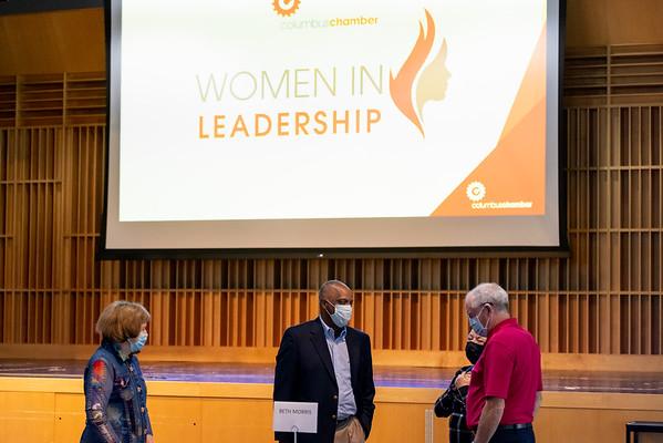 Women in Leadership event on September 15, 2021. Photo by Tony Vasquez.
