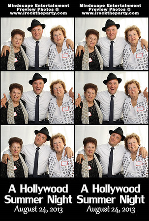 Womens Club of Whittier Fund Raiser - Photo Booth Pictures
