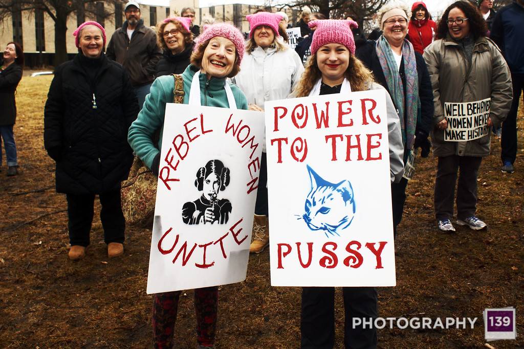 Rebel Women Unite