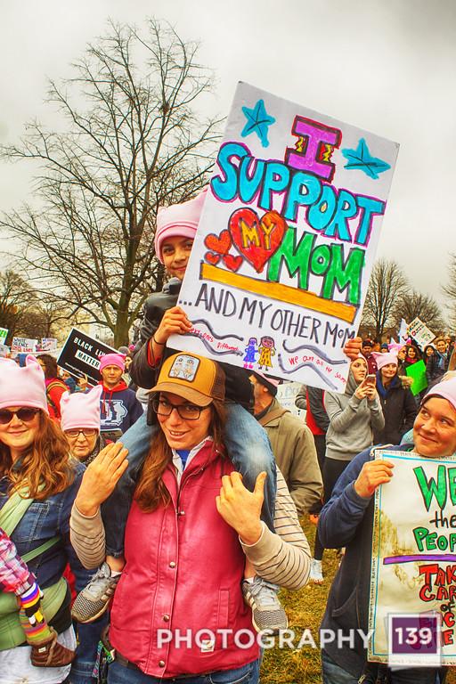 I Support Both Moms