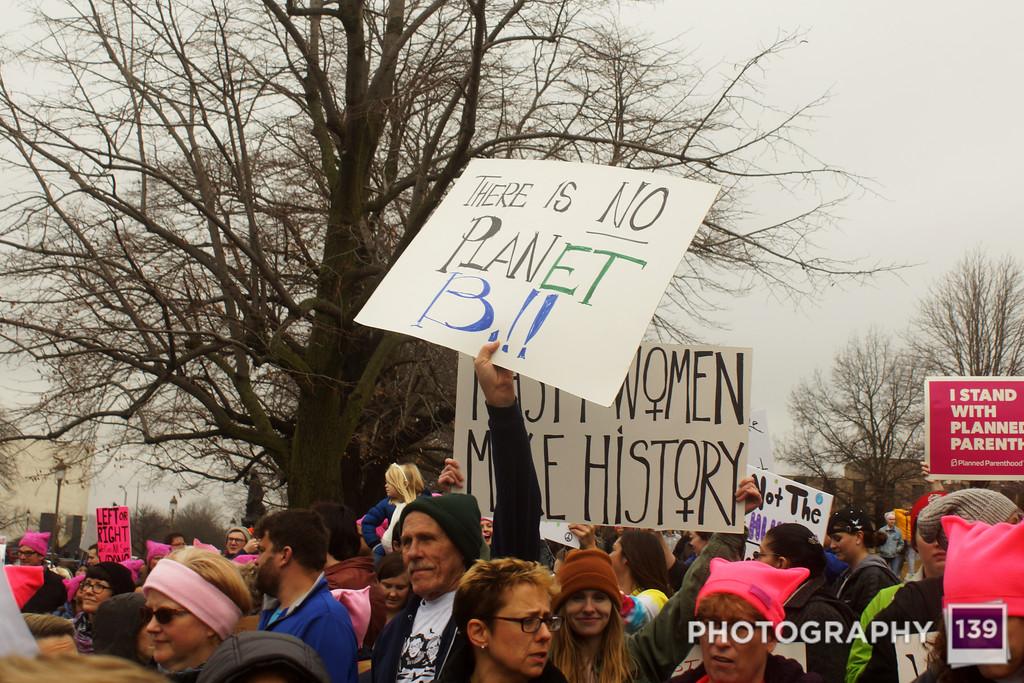 Women's March - 2017