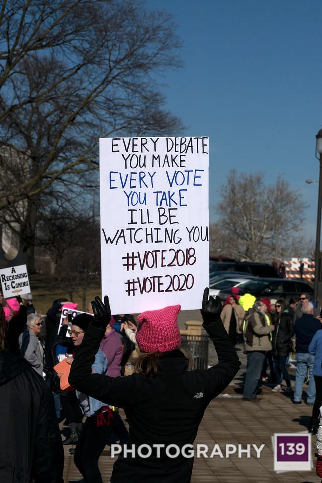 Women's March - 2018