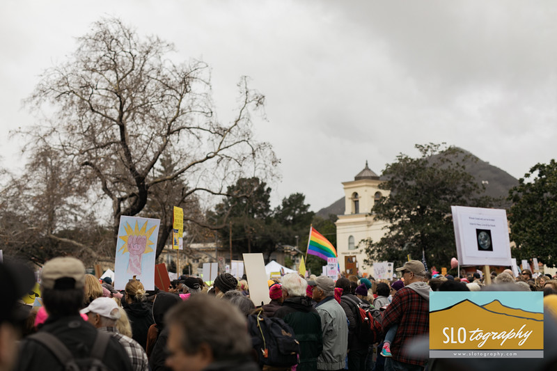 Women's March ~ SLO_004