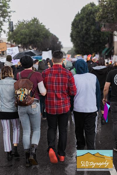 Women's March ~ SLO_023