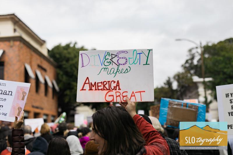 Women's March ~ SLO_033