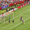 U.S. takes a second half corner - 1