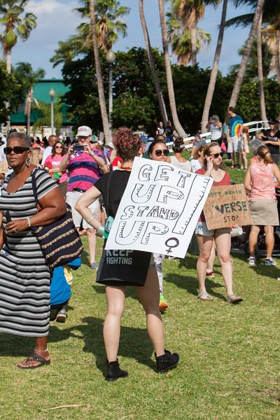 West Palm Beach Women's March