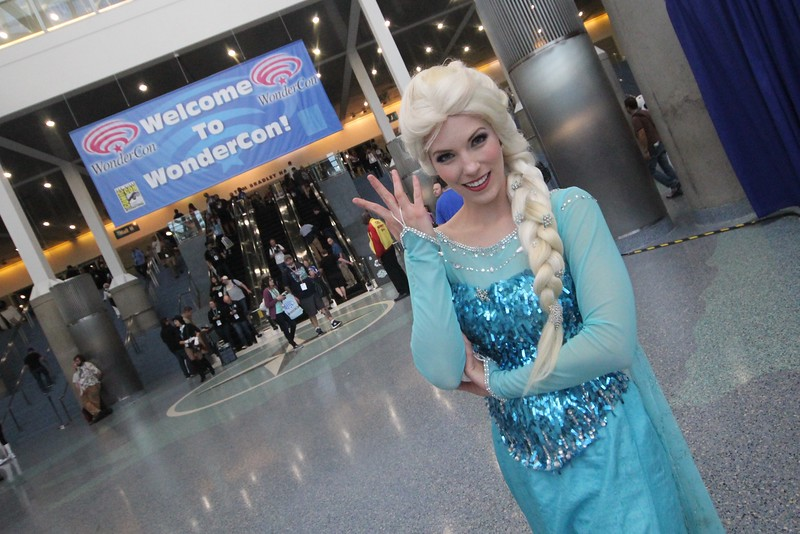 GALLERY: Amazing Disney cosplay comes to life at WonderCon 2016